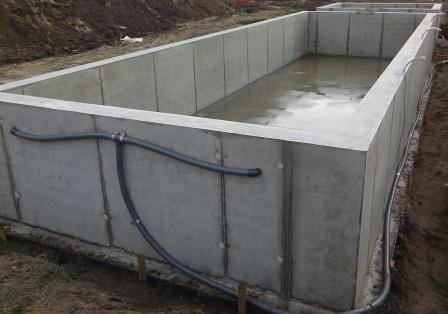 Zelf je zwembad bouwen